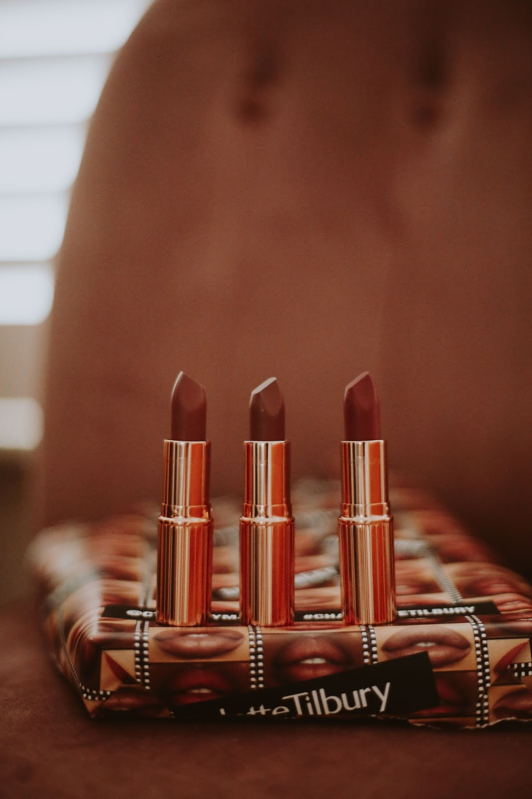 Charlotte Tilbury Supermodel Lipsticks Review