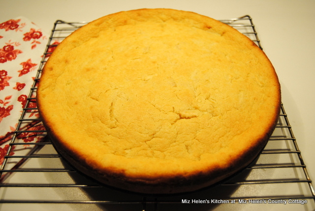 Italian Ricotta Cake at Miz Helen's Country Cottage