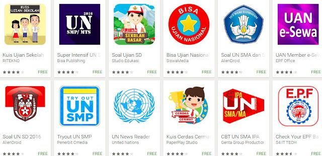 Download Aplikasi Latihan Simulasi UNBK SMP/SMA/SMK 2017