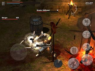 Merupakan game hack n slash dengan pembawaan tema dark fantasy ala serial Souls yang terbi Unduh Game Android Gratis IRE : Blood Memory apk + obb