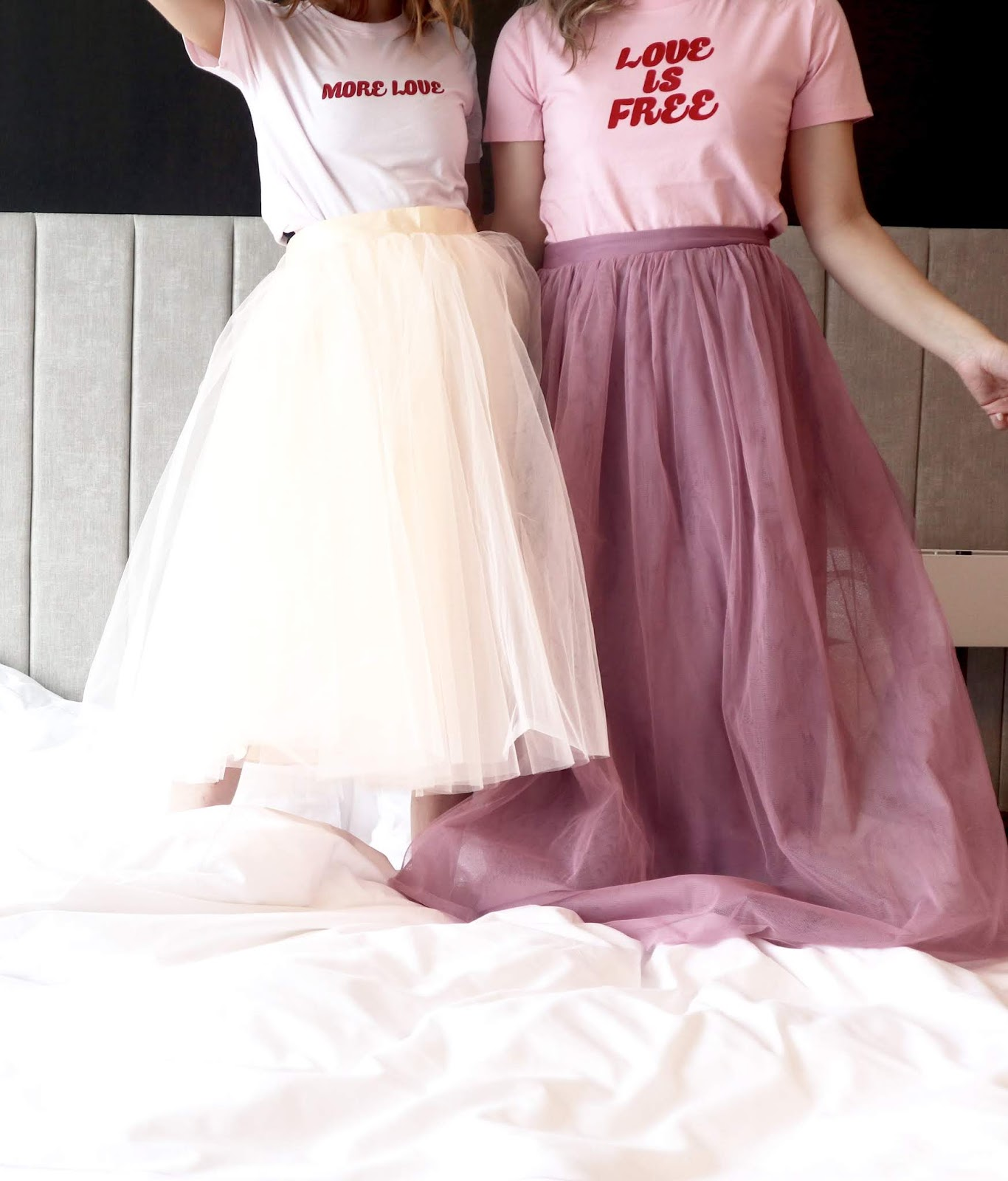 hotel x toronto more love t shirts and tulle skirts