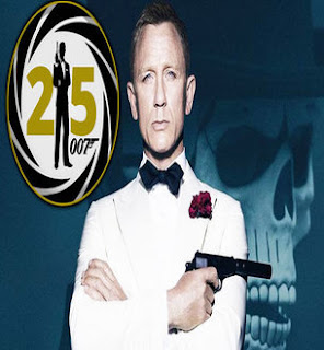 Bond 25 (2020) Official Poster