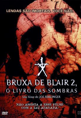 A Bruxa de Blair: O Livro das Sombras