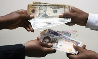 Current Value Of The Naira At The Financial Market