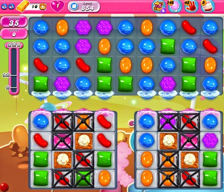 Candy Crush Saga 839