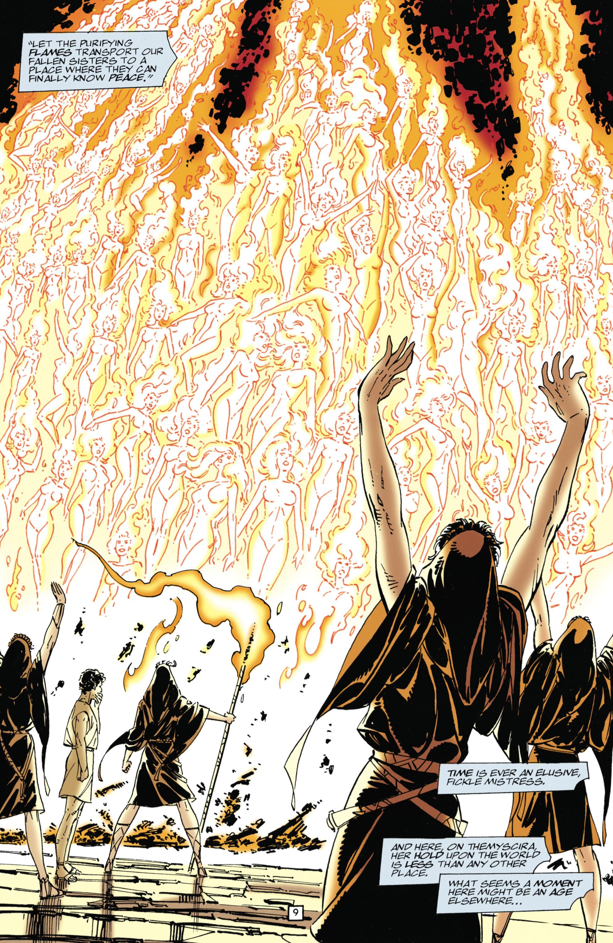 Read online Wonder Woman (1987) comic -  Issue #104 - 9