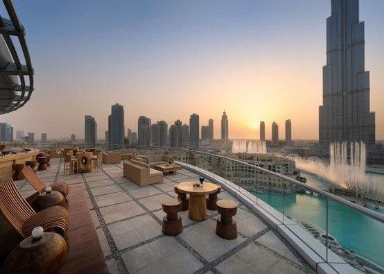 LAS MEJORES VISTAS: The Address Downtown Dubai 1