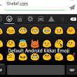 How to Change Your Scary and Dull, Default Android Emoji to iOS Emoji