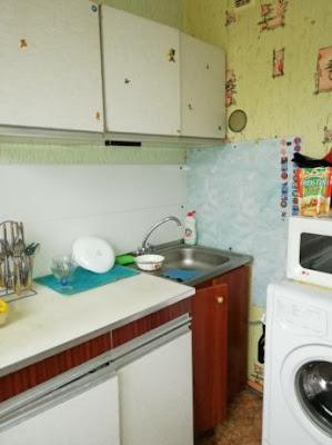 На фотографии изображение -   сдача в аренду 2к раздельную квартиру в Киеве, проспект Леся Курбаса 18 - 5