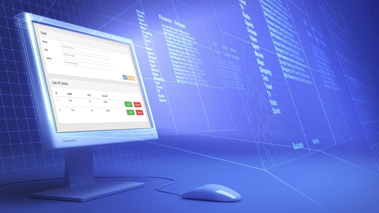 Build CRUD Application - PHP & Mysql - Udemy Course