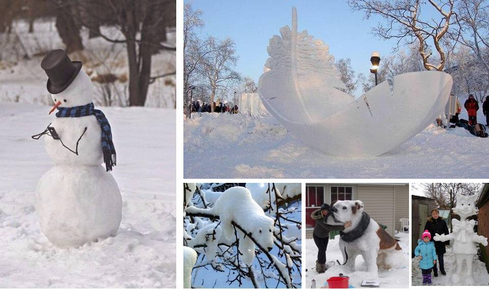 0%2B20%2BDIY%2BCreative%2BSnow%2BSculptures%2BIdeas%2BBy%2BPeople%2BWho%2BHave%2BMastered%2BThe%2BArt%2BOf%2BSnow 20 DIY Ingenious Snow Sculptures Concepts By way of Other people Who Have Mastered The Artwork Of Snow Interior