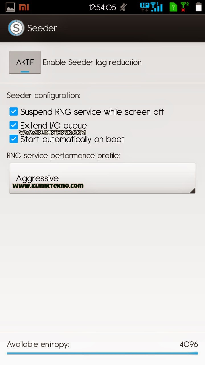Tips agar tidak lag saat main game di android