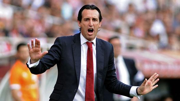 Una Emery valoró el pase del Sevilla a la final de Copa del Rey