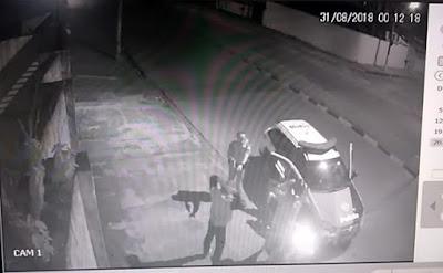 Polícia Militar prende dois homens por roubo de celular após arrastão em Juquiá