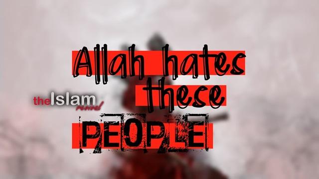 Manusia Yang Dibenci Allah