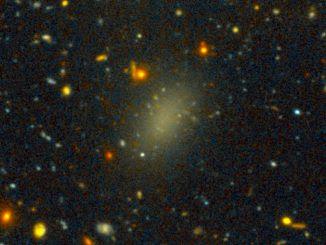 Thiên hà ma quái bí ẩn nhất trong vũ trụ