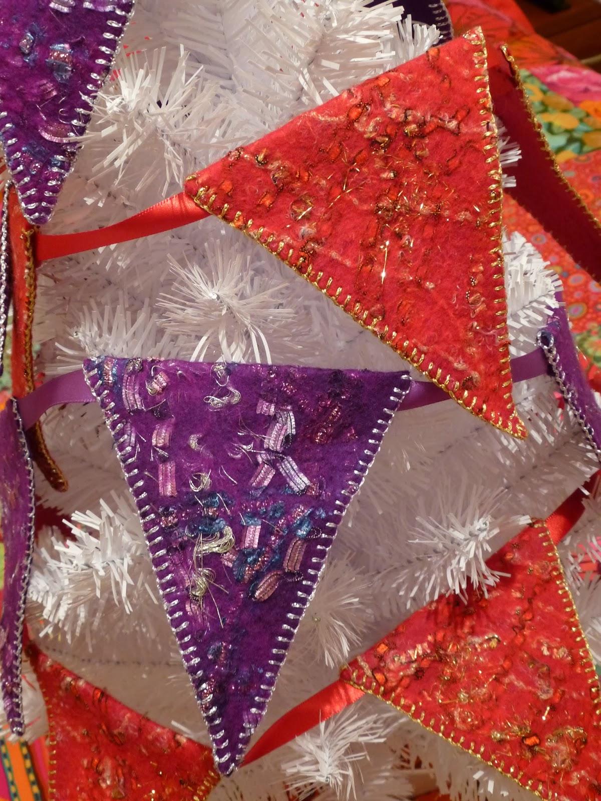 Christmas Textile Craft Surrey