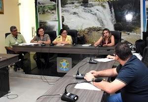 Município de Felipe Guerra recebe secretários de saúde em 2ª reunião da CIR