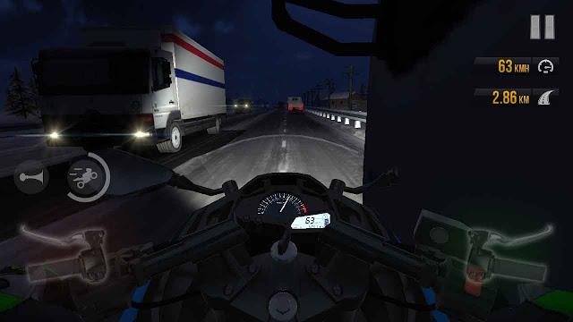 cheat traffic rider tanpa root terbaru