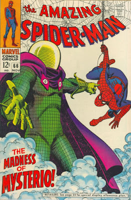 Amazing Spider-Man #66, Mysterio