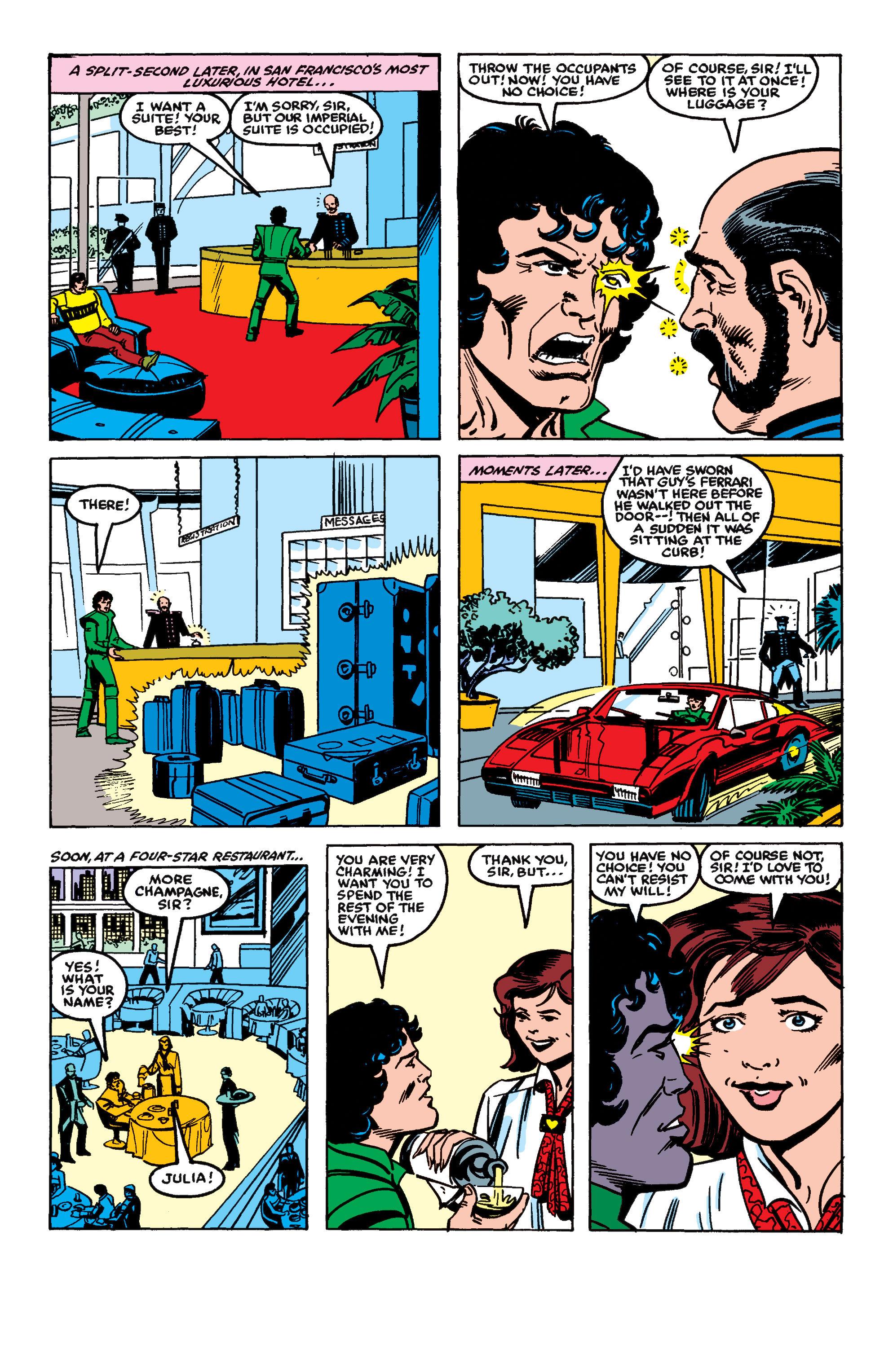 Read online Secret Wars II comic -  Issue #8 - 10