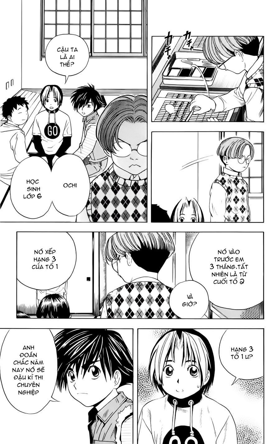 Hikaru No Go hikaru no go chap 46 trang 5