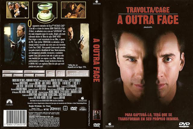 Capa DVD A Outra Face