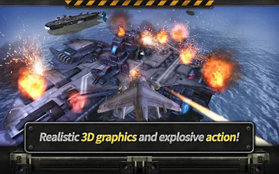 GUNSHIP BATTLE Helicopter 3D v2.5.51 Mod Apk (Free Shopping)