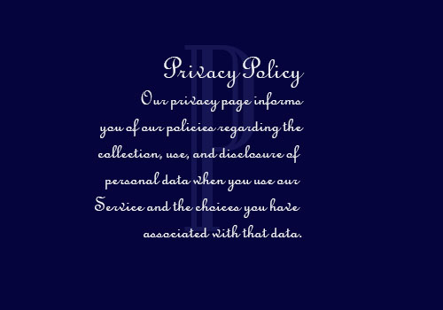 prasadam privacy policy