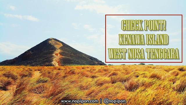 Check Point! Pulau Kenawa, Pulau Paserang dan Pulau Belang, Nusa Tenggara Barat