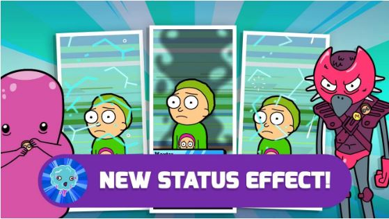 Pocket Mortys Apk unlimited all
