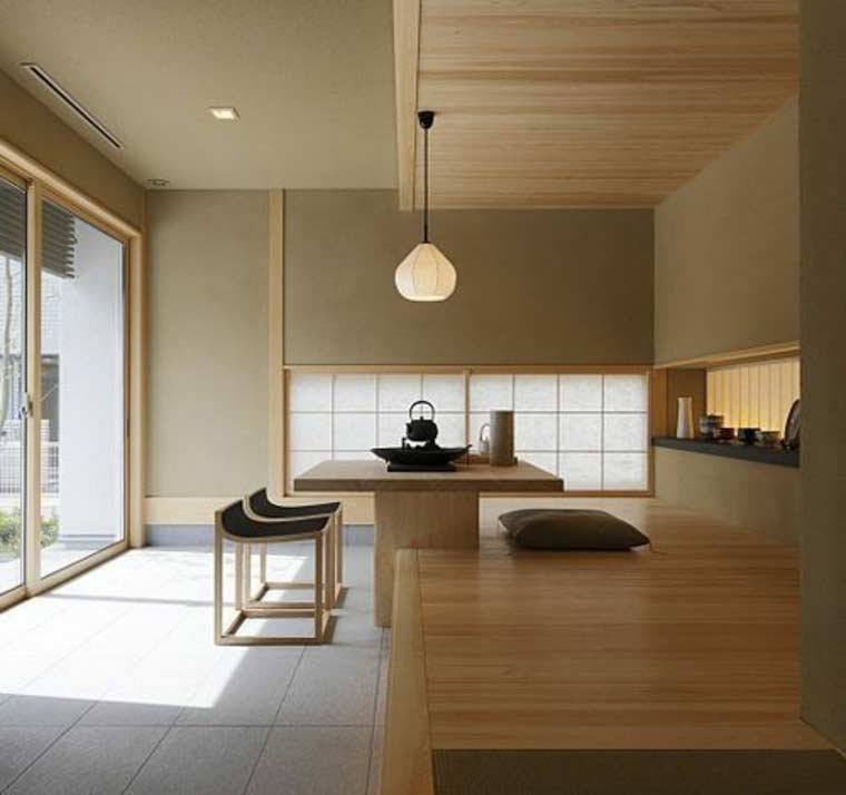 Asian style in interior design - Top Feng Shui home tips