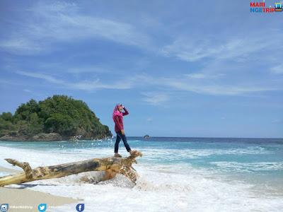 Pantai Gondo Mayit Blitar Mari NGEtrip