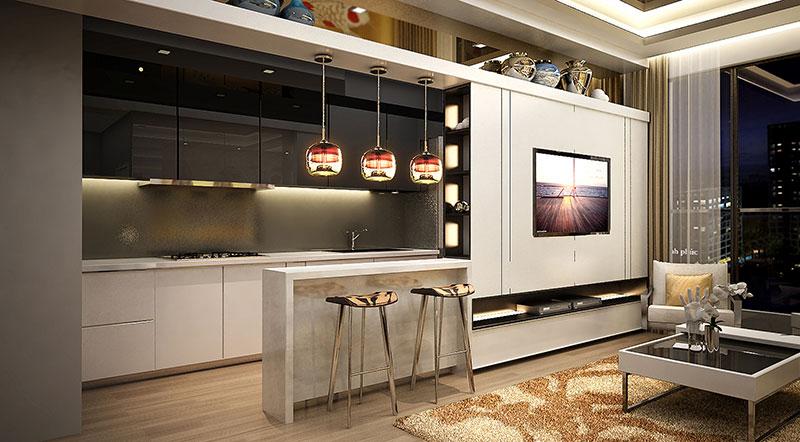 Bán căn hộ chung cư số 01 tòa N01T4 Ngoại Giao Đoàn (Phú Mỹ Complex)