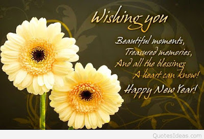 happy new year wishes family