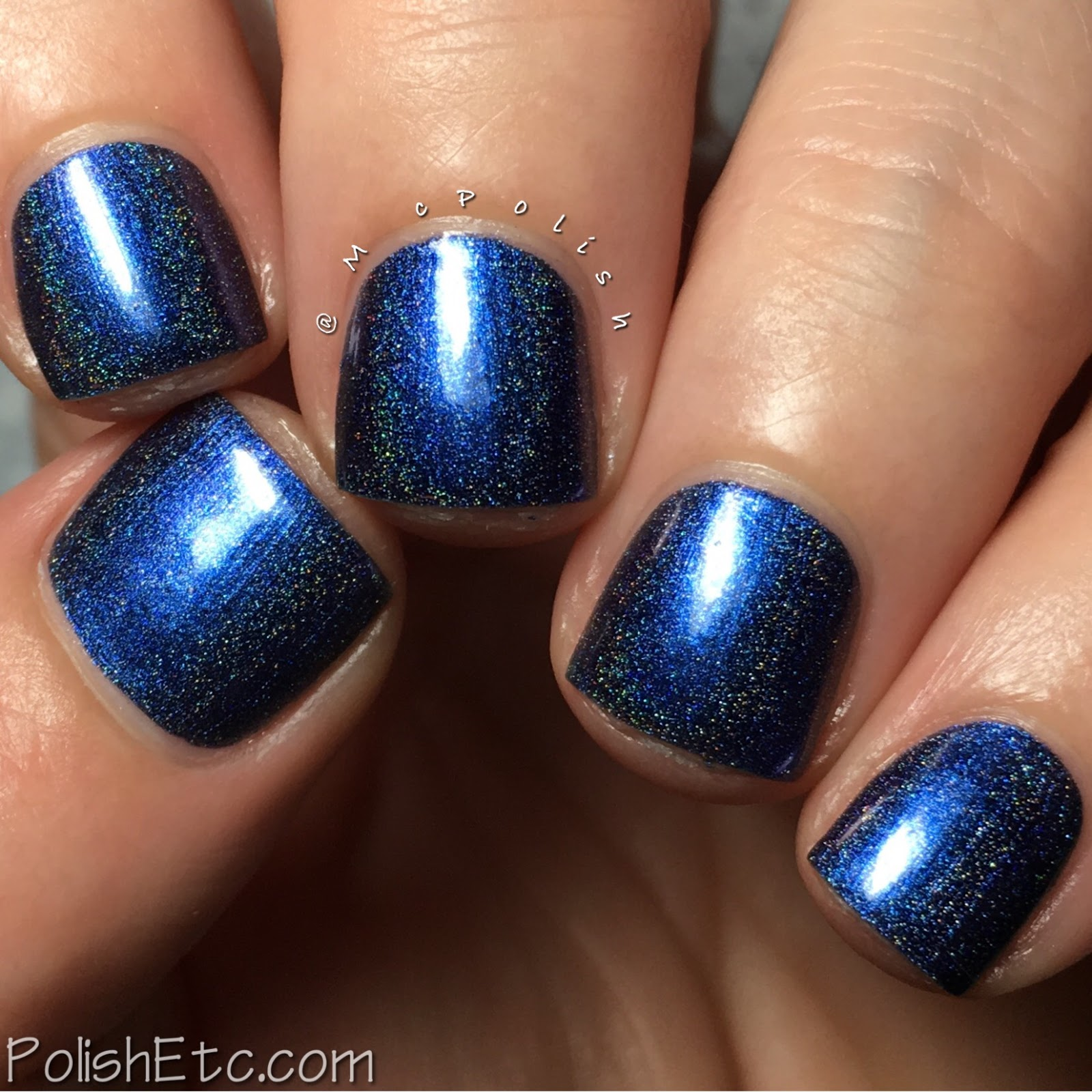 Top Shelf Lacquer - Cocktail Fun Holo'd Collection - McPolish - Tequila Mockingbird (Holo'd)