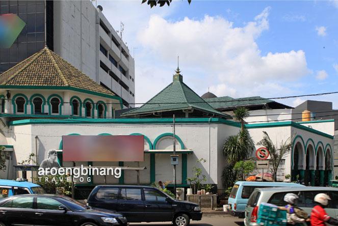 masjid kebon jeruk jakarta