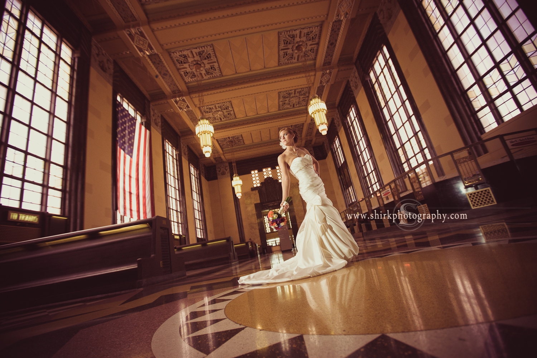 Shirk Photography Blog Vintage Wedding at Durham Train Museum