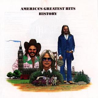 America - Sister Golden Hair (1975)