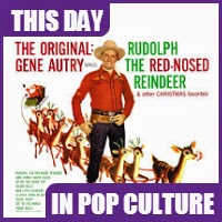 "The song ""Rudolph the Red-Nosed Reindeer"" became the #1 song on January 7, 1939."