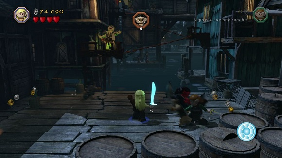 LEGO The Hobbit PC Full Version Screenshot 2