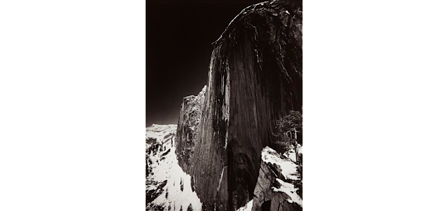 Ansel Adams - Monolith, the Face of Half Dome