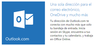 Iniciar sesion en Correo Outlook [2017]