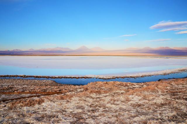 Agradeço a Deus a oportunidade de ver de perto - Laguna Tebinquiche