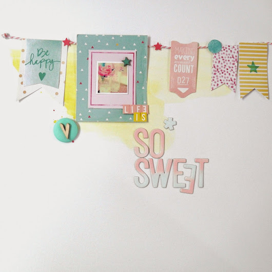 LO: LIFE IS SO SWEET
