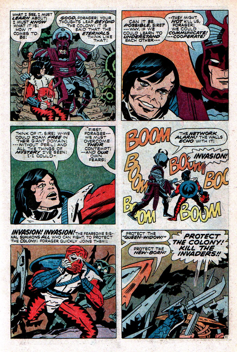 The New Gods (1971) issue 9 - Page 14