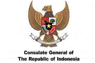 Konsulat jenderal Republik Indonesia