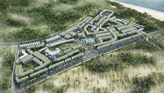 Phối cảnh FLC LUX CITY Quy Nhơn