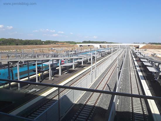 Gare TGV Sud-de-France