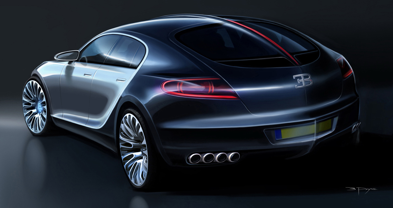 bugatti 16c galibier - photo #10